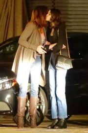 Cindy Crawford and Kaia Gerber Out for Dinner at Nobu in Malibu 2018/12/27 3