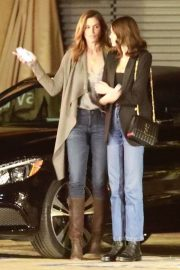 Cindy Crawford and Kaia Gerber Out for Dinner at Nobu in Malibu 2018/12/27 5