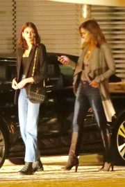 Cindy Crawford and Kaia Gerber Out for Dinner at Nobu in Malibu 2018/12/27 7