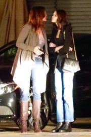 Cindy Crawford and Kaia Gerber Out for Dinner at Nobu in Malibu 2018/12/27 8