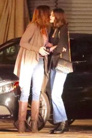Cindy Crawford and Kaia Gerber Out for Dinner at Nobu in Malibu 2018/12/27 9
