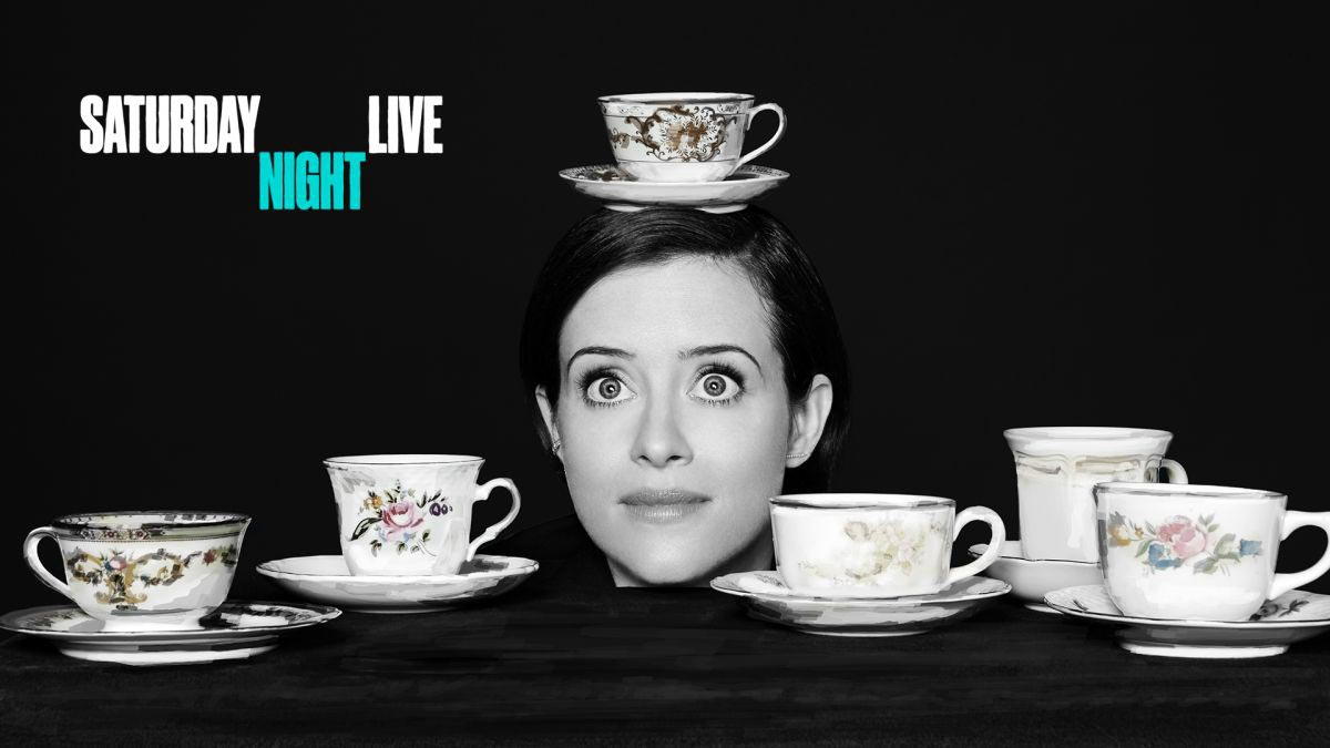 Claire Foy for Saturday Night Live, December 2018 1