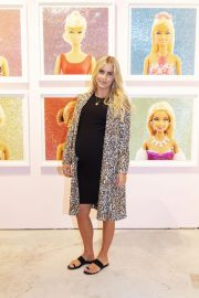 Claire Holt at Art Basel in Miami 2018/12/05 1