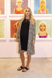 Claire Holt at Art Basel in Miami 2018/12/05 2