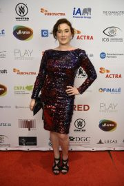 Colleen Rennison at UBCP/ACTRA Awards Gala at Vancouver Playhouse 2018/12/08 2