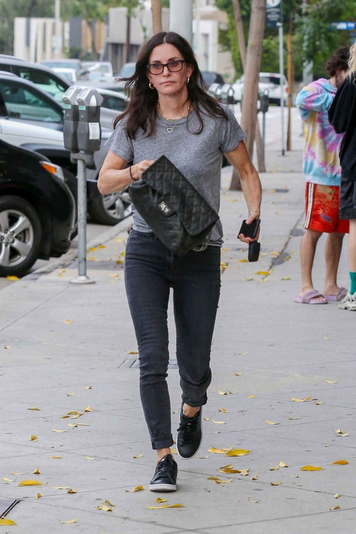 Courteney Cox Out and About in West Hollywood 2018/11/28 1