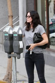 Courteney Cox Out and About in West Hollywood 2018/11/28 2