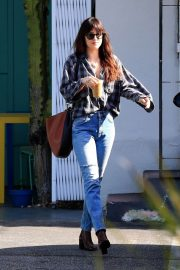 Dakota Johnson Out in West Hollywood 2018/12/20 5