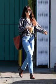 Dakota Johnson Out in West Hollywood 2018/12/20 7