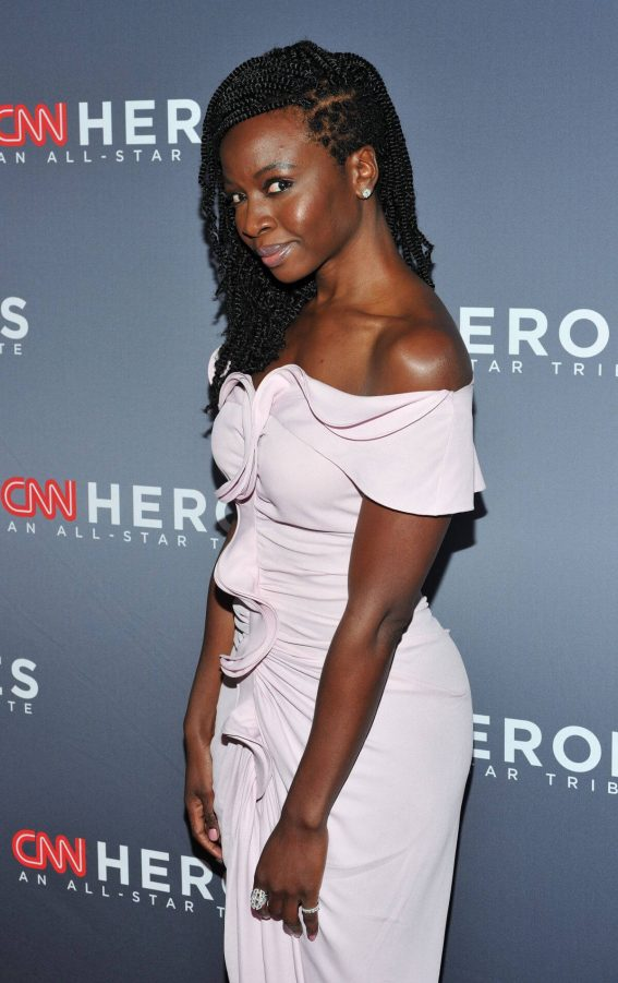 Danai Gurira at CNN Heroes: An All Star Tribute in New York 2018/12/09 1