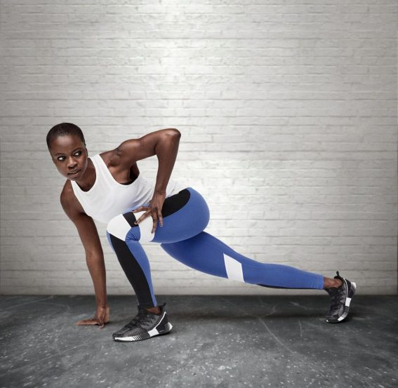 Danai Gurira for Reebok Photoshot 2018 1