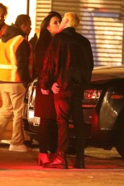 Demi Lovato and Henry Levy at Nobu in Malibu 2018/12/08 7