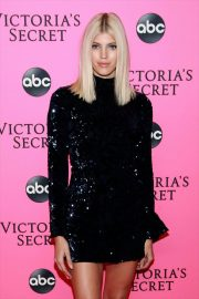 Devon Windsor at Victoria's Secret Viewing Party in New York 2018/12/02 8
