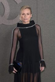 Diane Kruger at Chanel Metiers D'Art Show Pre-fall 2019 in New York 2018/12/04 2