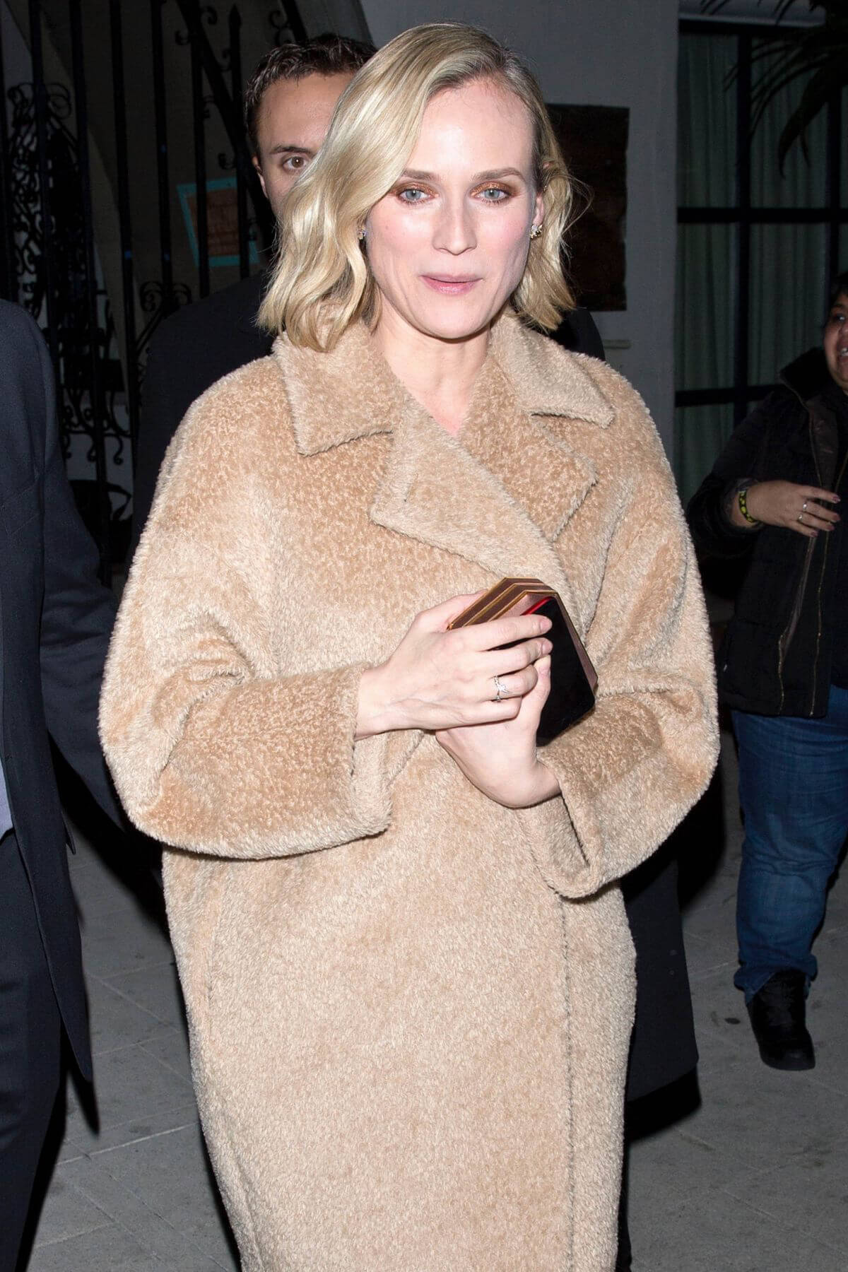 Diane Kruger at Welcome to Marven Premiere Party in Hollywood 2018/12/10 1