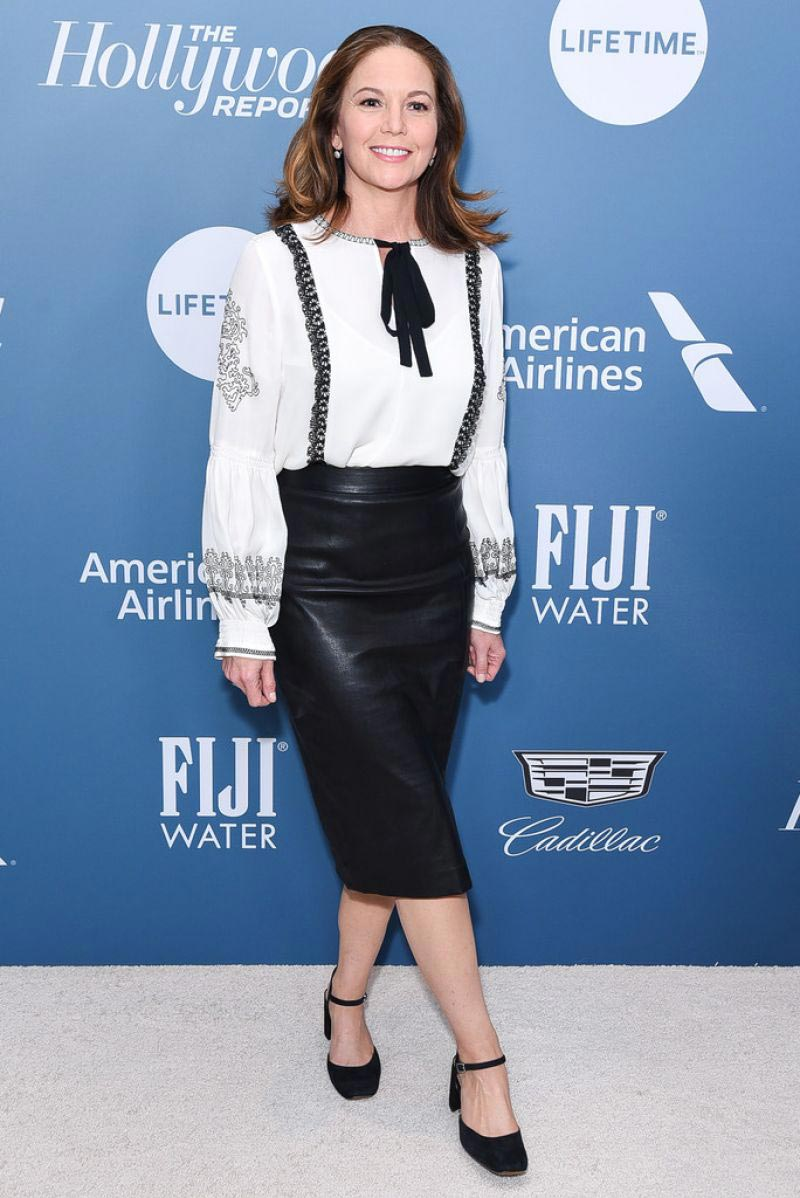 Diane Lane at Hollywood Reporter's Power 100 Women in Entertainment in Los Angeles 2018/12/05 1