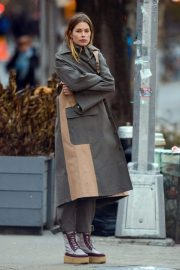 Doutzen Kroes at a Photoshoot in New York 2018/11/29 1
