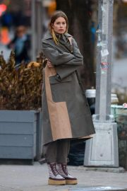 Doutzen Kroes at a Photoshoot in New York 2018/11/29 5