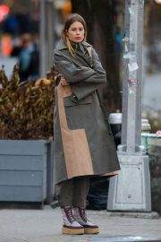 Doutzen Kroes at a Photoshoot in New York 2018/11/29 6