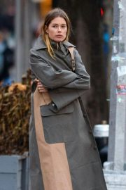 Doutzen Kroes at a Photoshoot in New York 2018/11/29 7