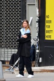 Doutzen Kroes on the Set of a Photoshoot in New York 2018/11/30 3