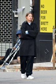 Doutzen Kroes on the Set of a Photoshoot in New York 2018/11/30 4