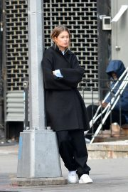 Doutzen Kroes on the Set of a Photoshoot in New York 2018/11/30 5