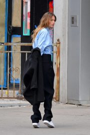 Doutzen Kroes on the Set of a Photoshoot in New York 2018/11/30 7
