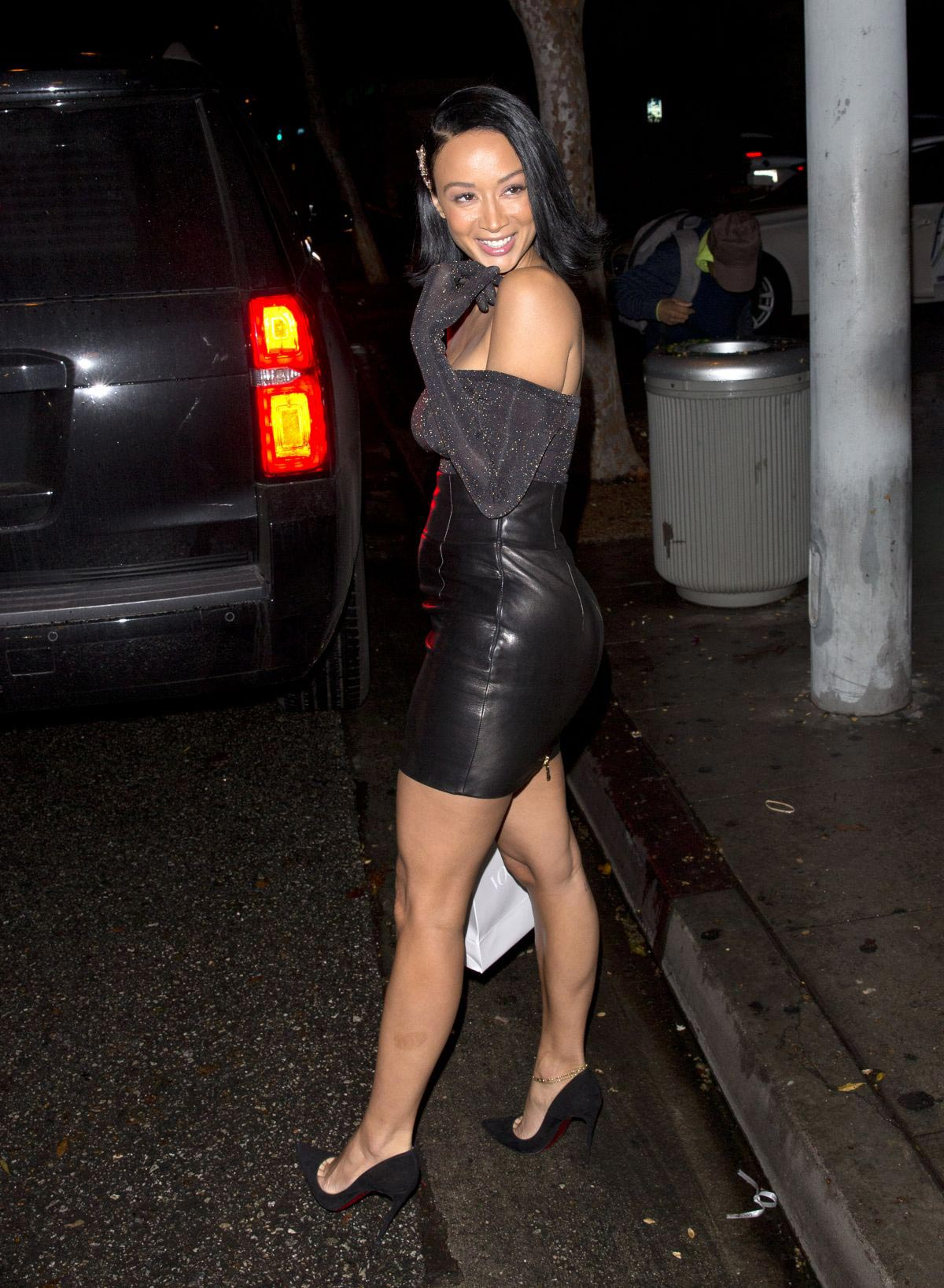 Draya Michele at Delilah in West Hollywood 2018/11/29 1
