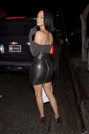 Draya Michele at Delilah in West Hollywood 2018/11/29 2