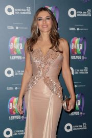 Elizabeth Hurley at Take That the Band Musical Gala Night in London 2018/12/04 1