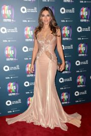 Elizabeth Hurley at Take That the Band Musical Gala Night in London 2018/12/04 2