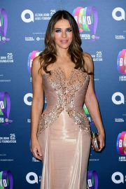 Elizabeth Hurley at Take That the Band Musical Gala Night in London 2018/12/04 5