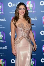 Elizabeth Hurley at Take That the Band Musical Gala Night in London 2018/12/04 8