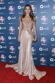 Elizabeth Hurley at Take That the Band Musical Gala Night in London 2018/12/04 9