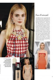Elle Fanning in Vogue Magazine, January 2019 1