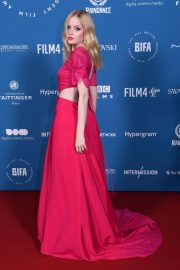 Ellie Bamber at British Independent Film Awards 2018 in London 2018/12/02 5