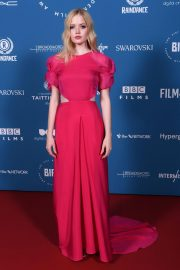 Ellie Bamber at British Independent Film Awards 2018 in London 2018/12/02 7