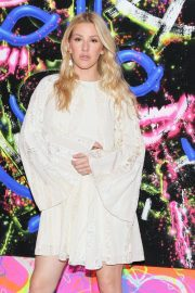 Ellie Goulding at Chloe and the Bass Celebrate Aaron Curry in Miami 2018/12/04 2