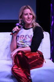 Ellie Goulding at Radio Station Hits 97.3 in Hollywood 2018/12/05 3