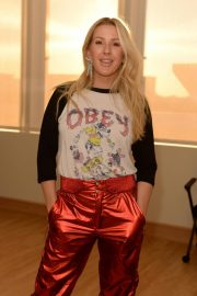 Ellie Goulding at Radio Station Hits 97.3 in Hollywood 2018/12/05 7