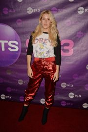 Ellie Goulding at Radio Station Hits 97.3 in Hollywood 2018/12/05 9