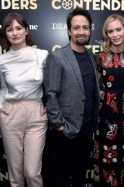Emily Blunt and Emily Mortimer Mary Poppins Returns Presentation at Contenders New York Presented by Deadline 2018/12/01 3