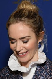 Emily Blunt at Cinema Society's Screening of Mary Poppins Returns in New York 2018/12/17 3