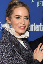 Emily Blunt at Cinema Society's Screening of Mary Poppins Returns in New York 2018/12/17 4