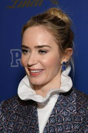 Emily Blunt at Cinema Society's Screening of Mary Poppins Returns in New York 2018/12/17 7