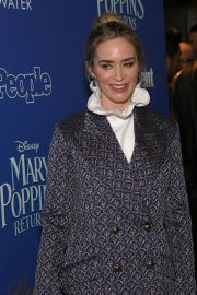 Emily Blunt at Mary Poppins Return Screening in New York 2018/12/17 7