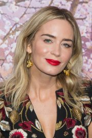 Emily Blunt at Mary Poppins Returns Gala Screening in Paris 2018/12/10 2