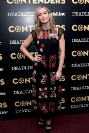 Emily Blunt at Mary Poppins Returns Presentation in New York 2018/12/01 2