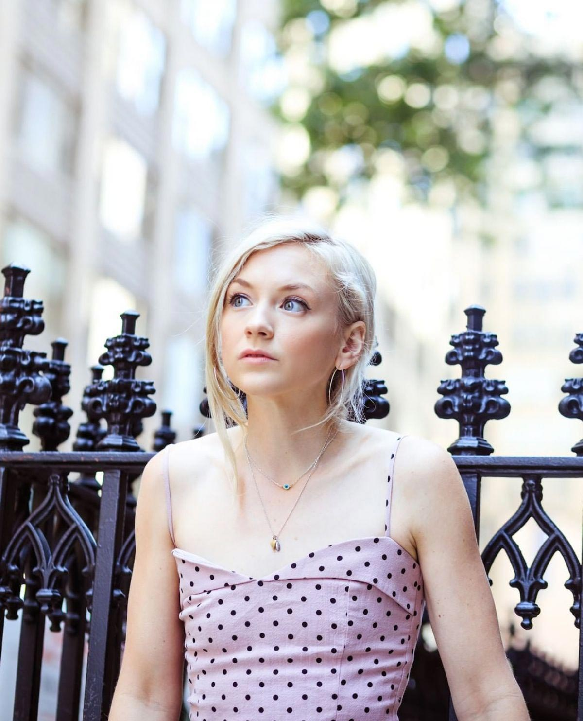 Emily Kinney for NKD Magazine 2018 Issue 1